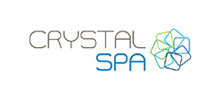 Logo crystal spa