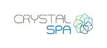 Logo crystal spa