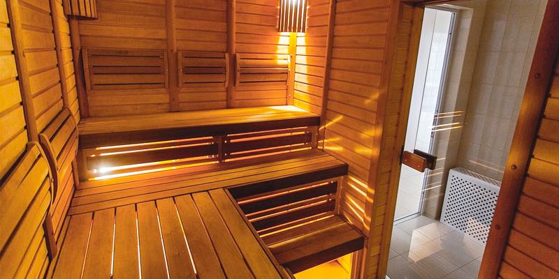 Saunas installé par l'entreprise Pass Piscine